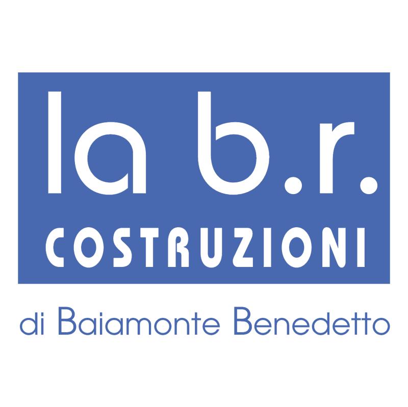 La B R Costruzioni vector