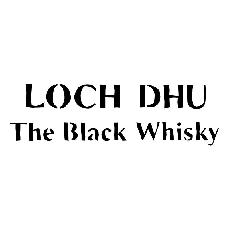 Loch Dhu vector