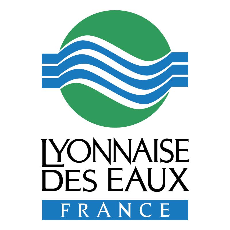 Lyonnaise Des Eaux France vector