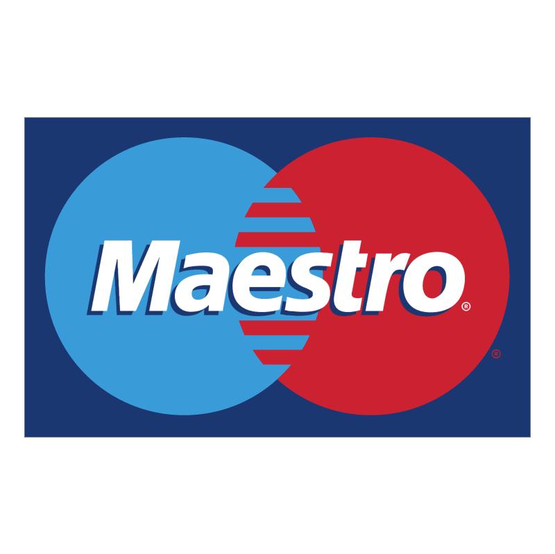 Maestro vector logo