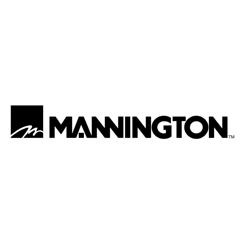 Mannington vector logo