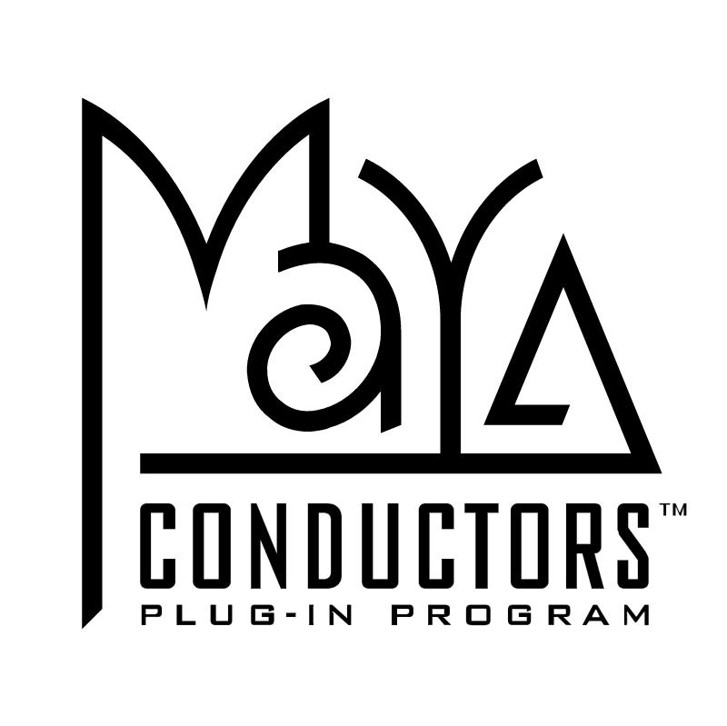 Maya Conductors vector