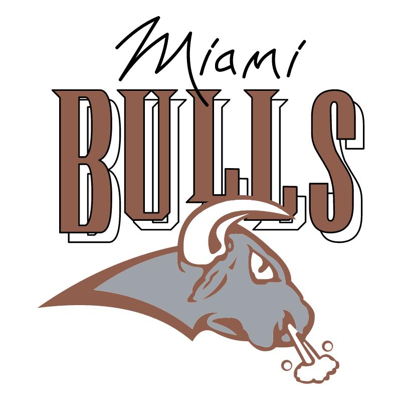 Miami Bulls vector