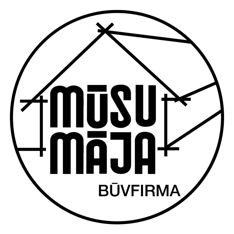 Musu Maja vector