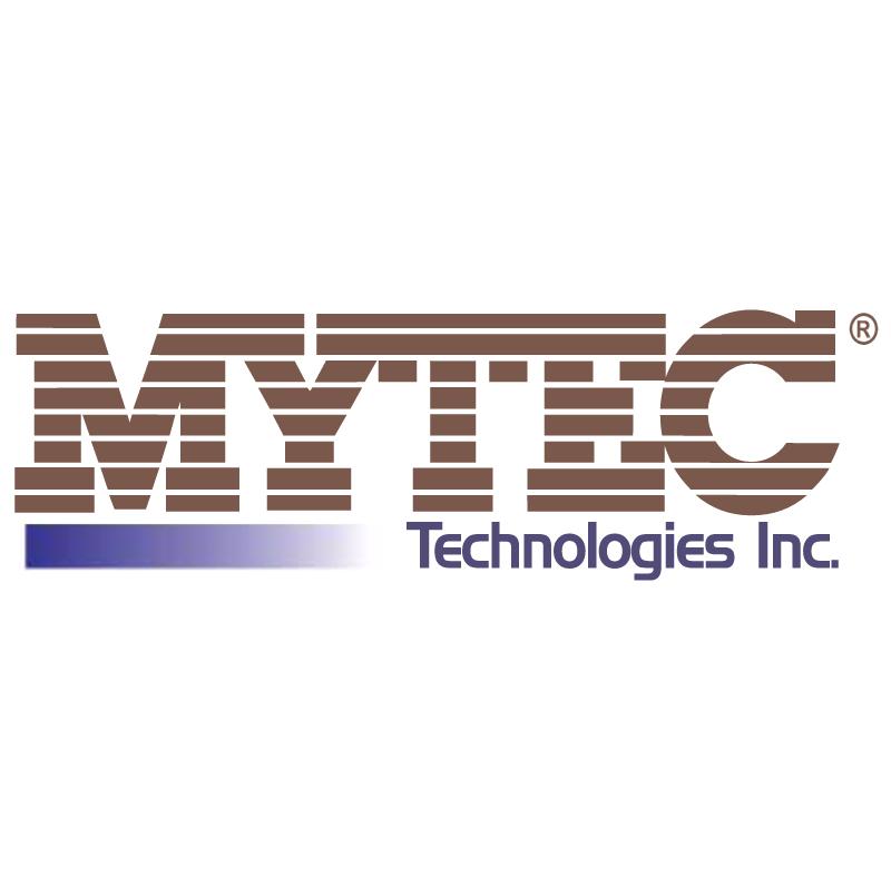 Mytec vector logo