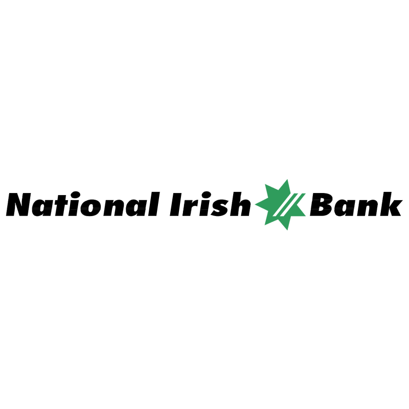 National Irish Bank vector