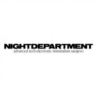 Nightdepartment vector