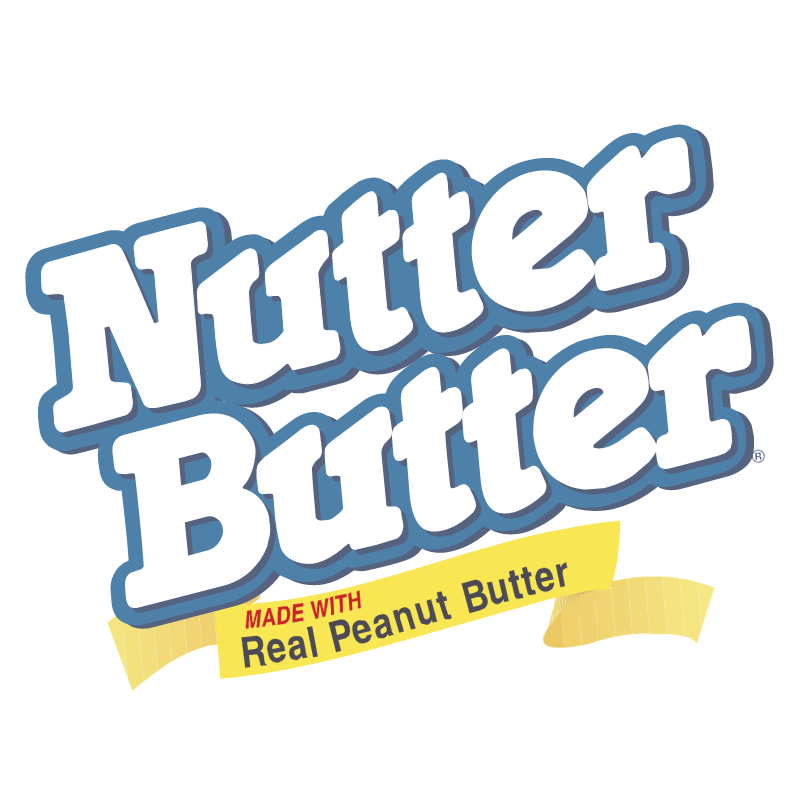 Nutter Butter vector