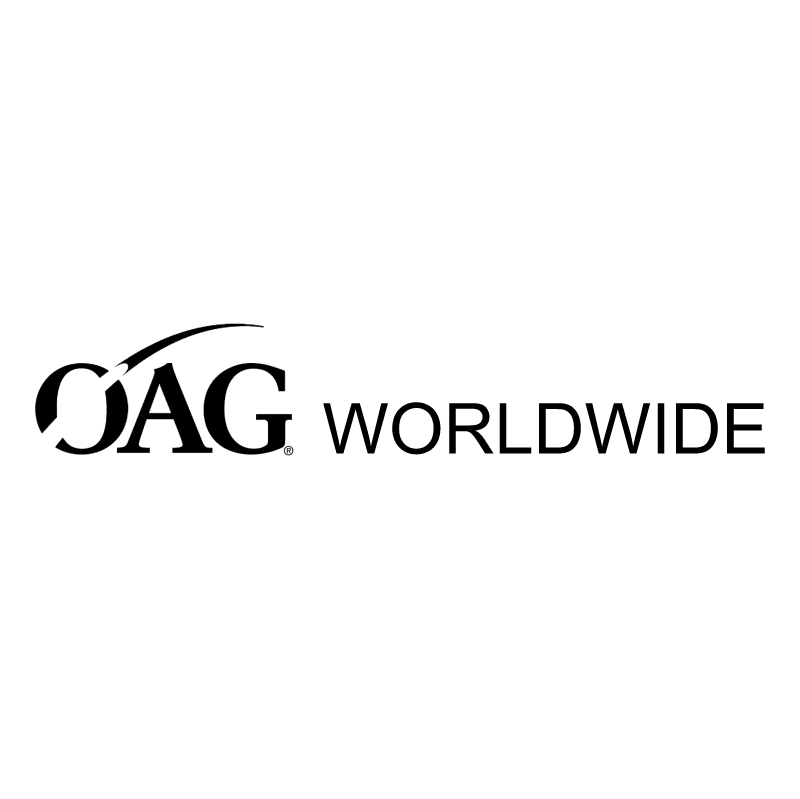 OAG Worldwide vector
