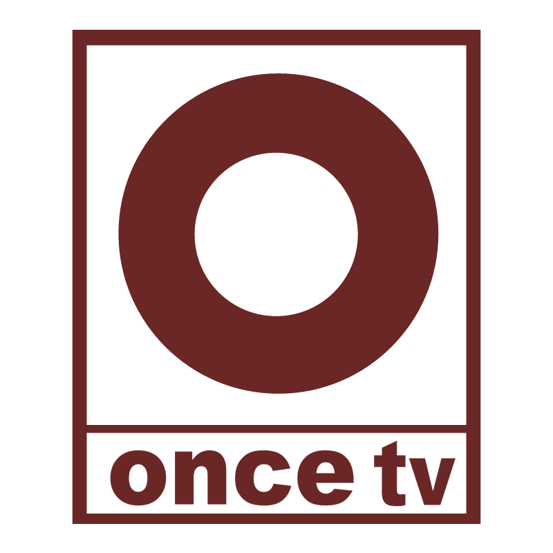 Once TV Mexico vector