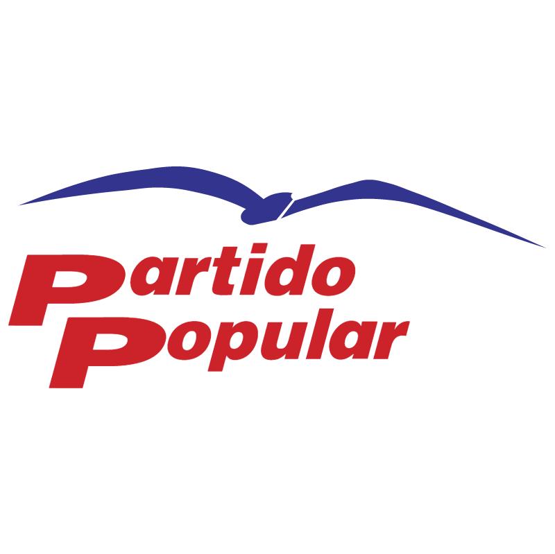 Partido Popular vector logo