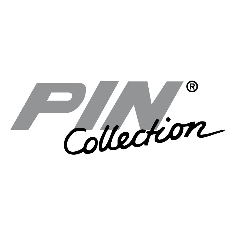 PIN Collection vector