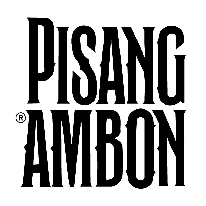 Pisang Ambon vector