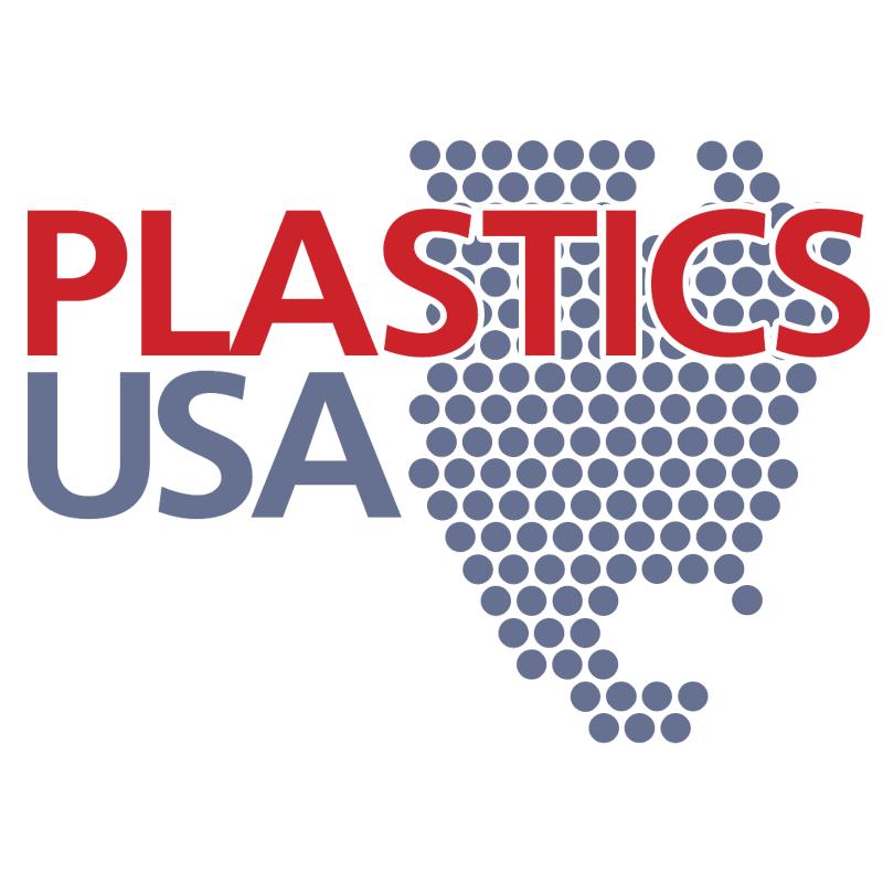 Plastics USA vector