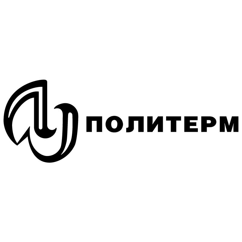 Politerm vector logo