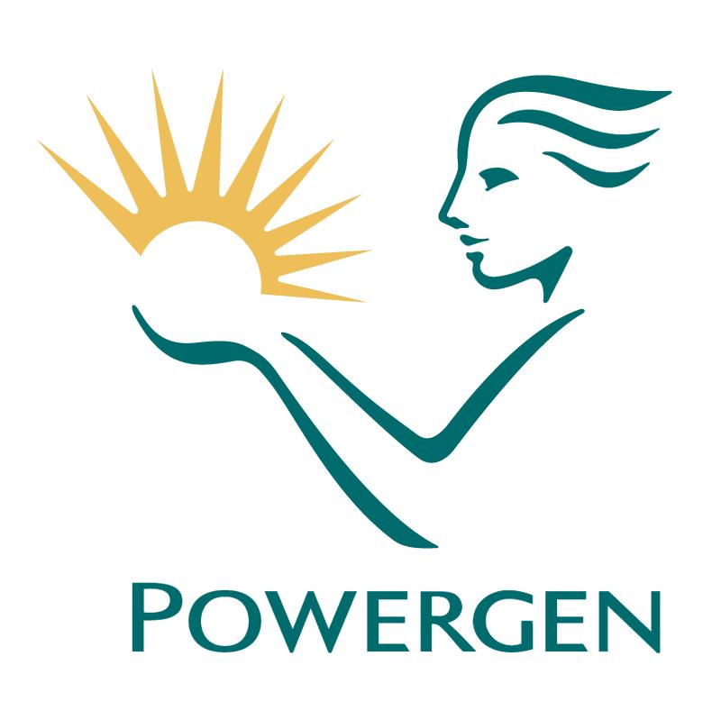 Powergen vector logo