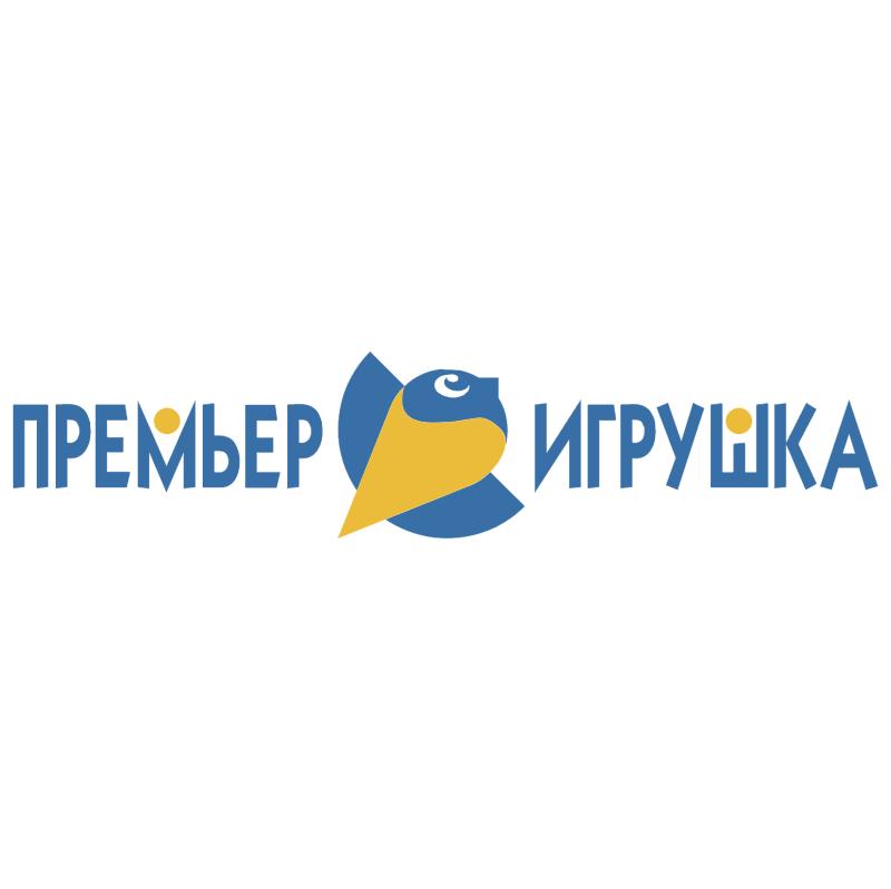Premier Igrushka vector