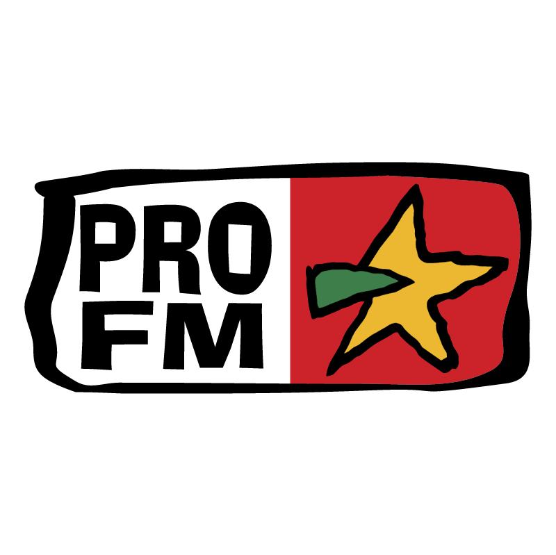 Pro FM vector