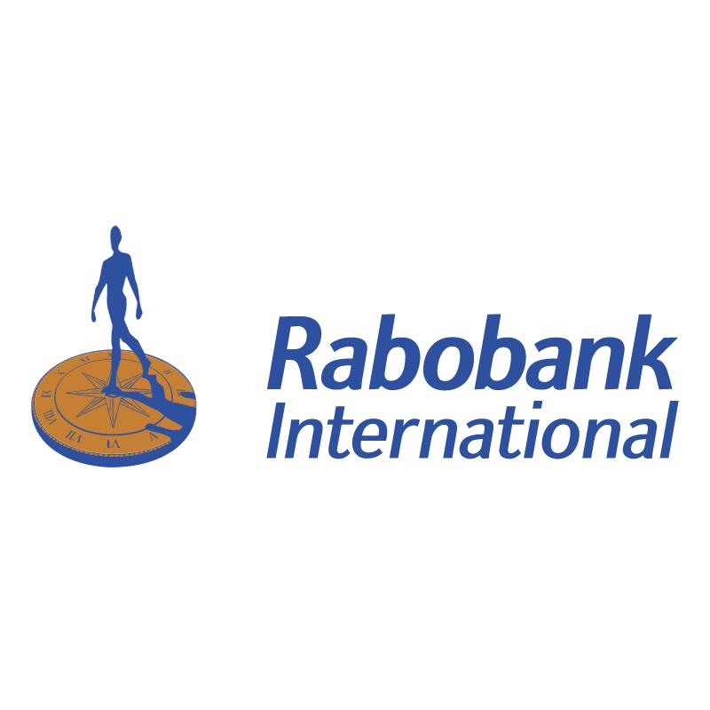 Rabobank International vector