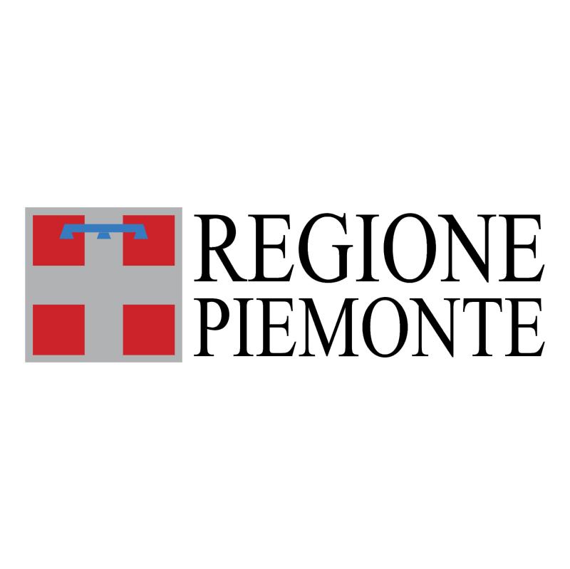 Regione Piemonte vector
