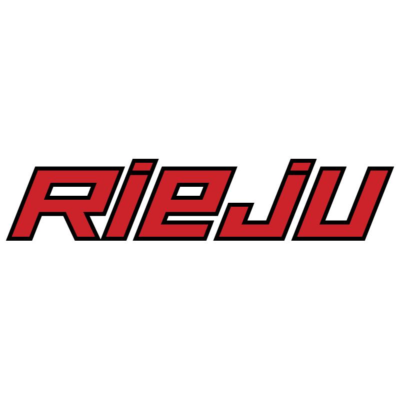 Rieju vector logo