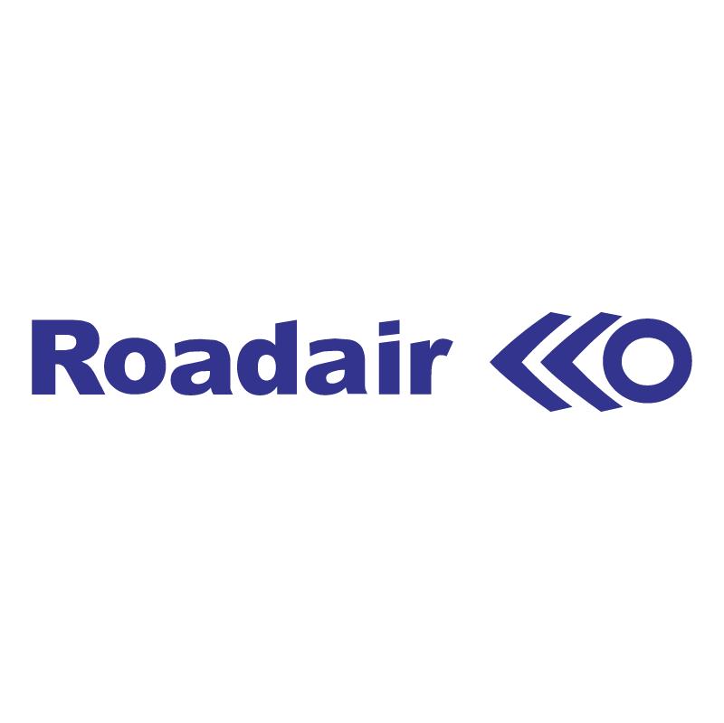 Road Air vector logo