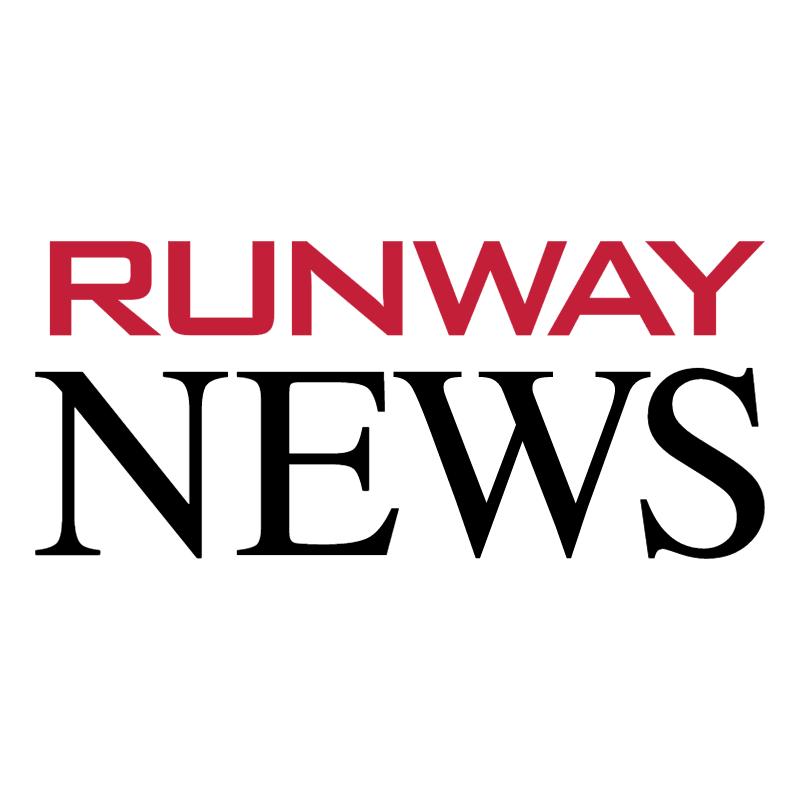 Runway News vector logo