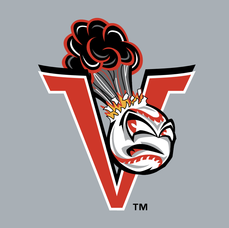 Salem Keizer Volcanoes vector