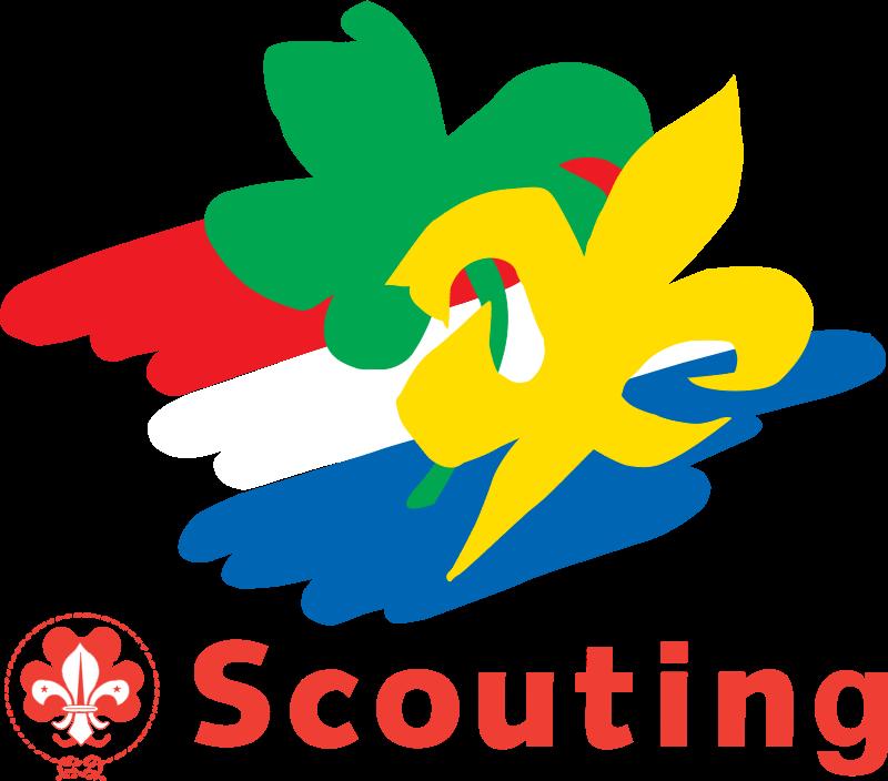Scouting Nederland vector