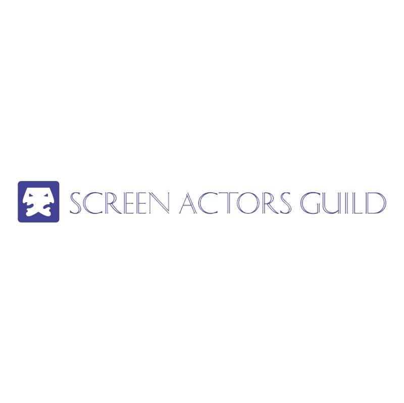 Screen Actors Guild vector