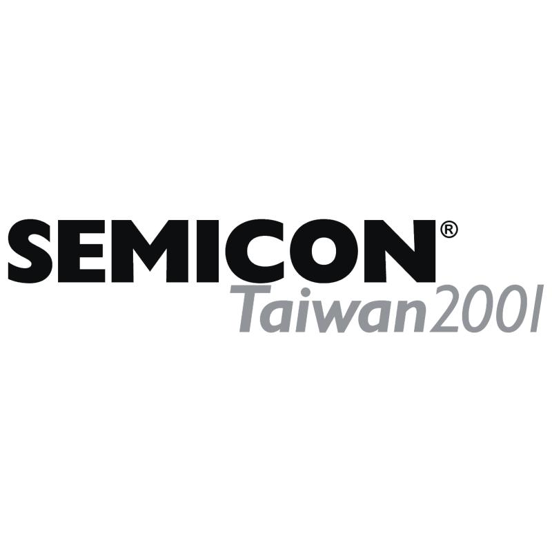 Semicon Taiwan 2001 vector