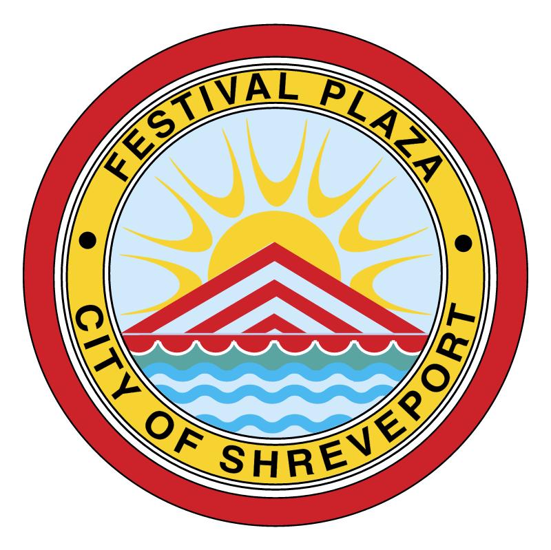 Shreveport Festival Plaza vector logo