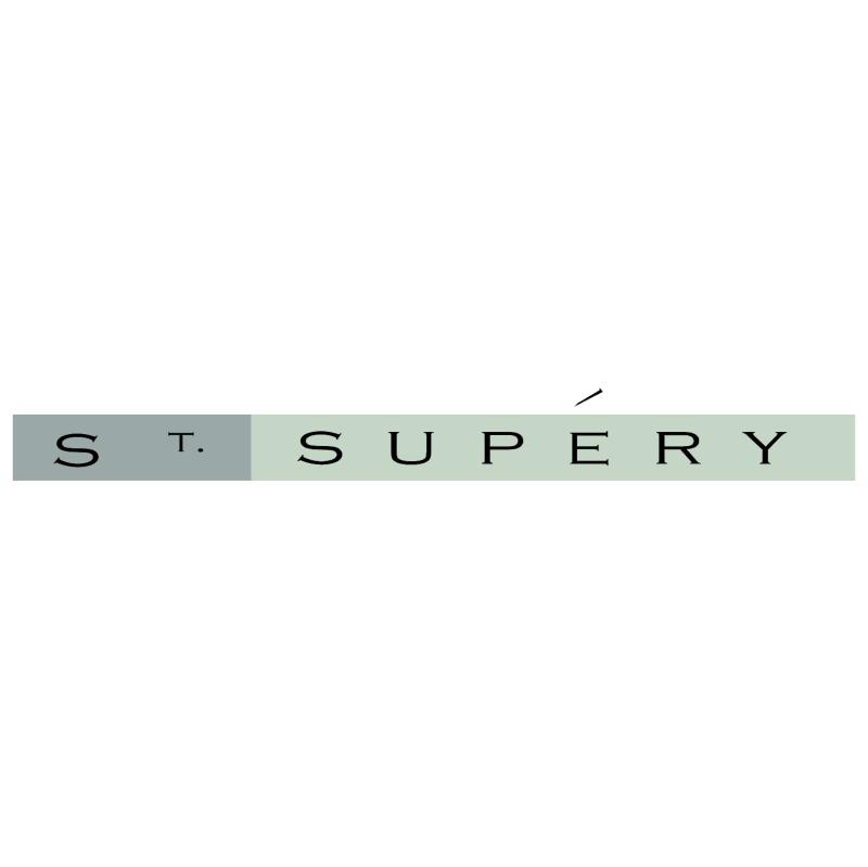 St Supery vector logo