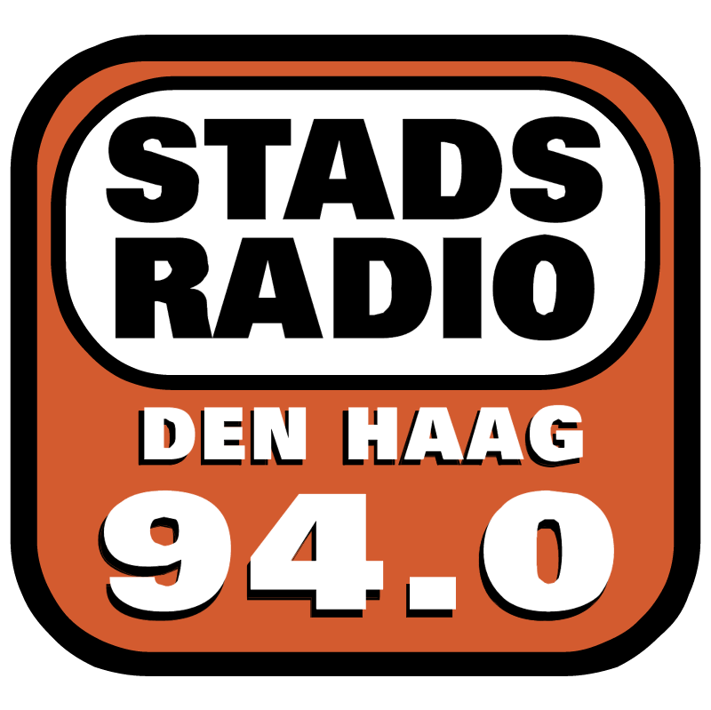 Stads Radio Den Haag vector