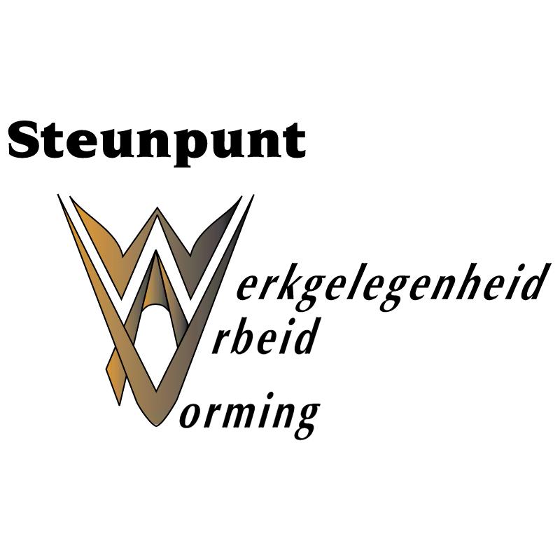 Steunpunt WAV vector logo