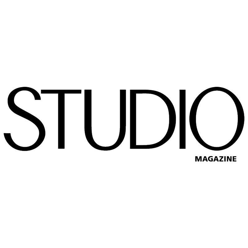 Studio Magazine vector