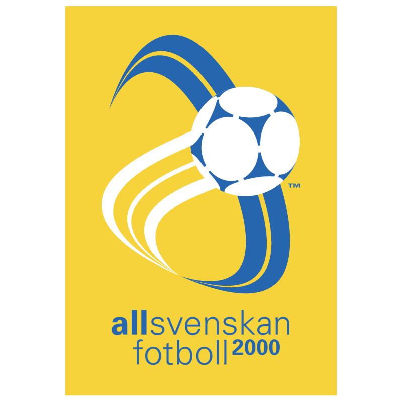 Sweden Allsvenskan vector