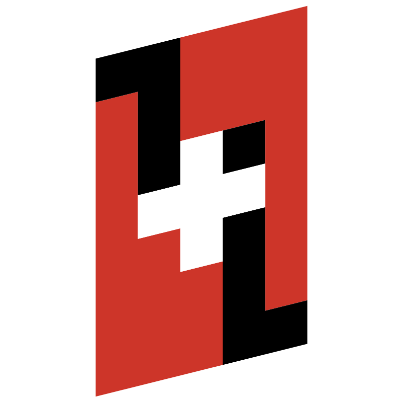 Switzerland 1 liga vector