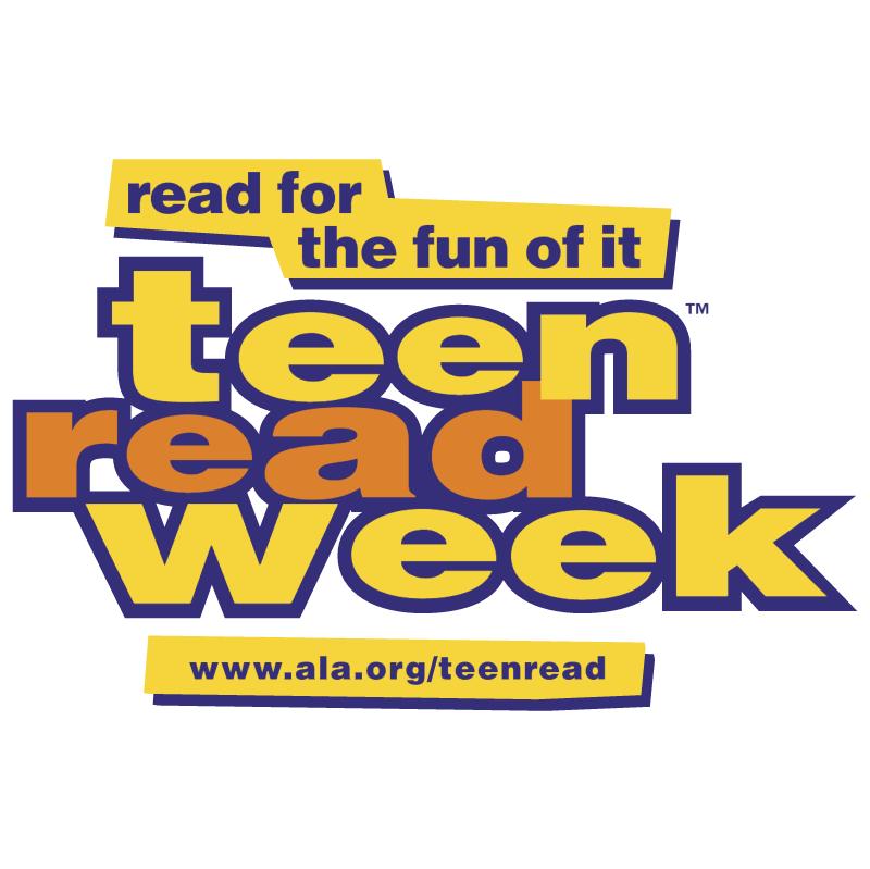 Teen Read Week vector