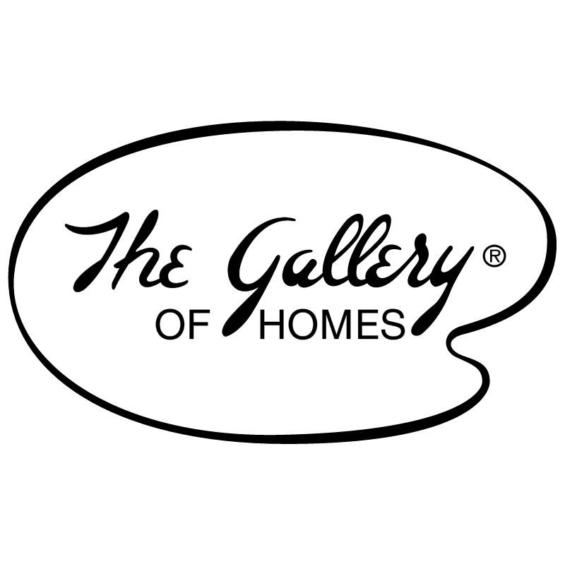 The Gallery of Homes vector