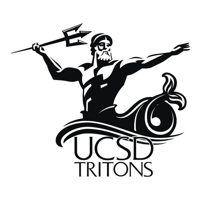 UCSD Tritons vector