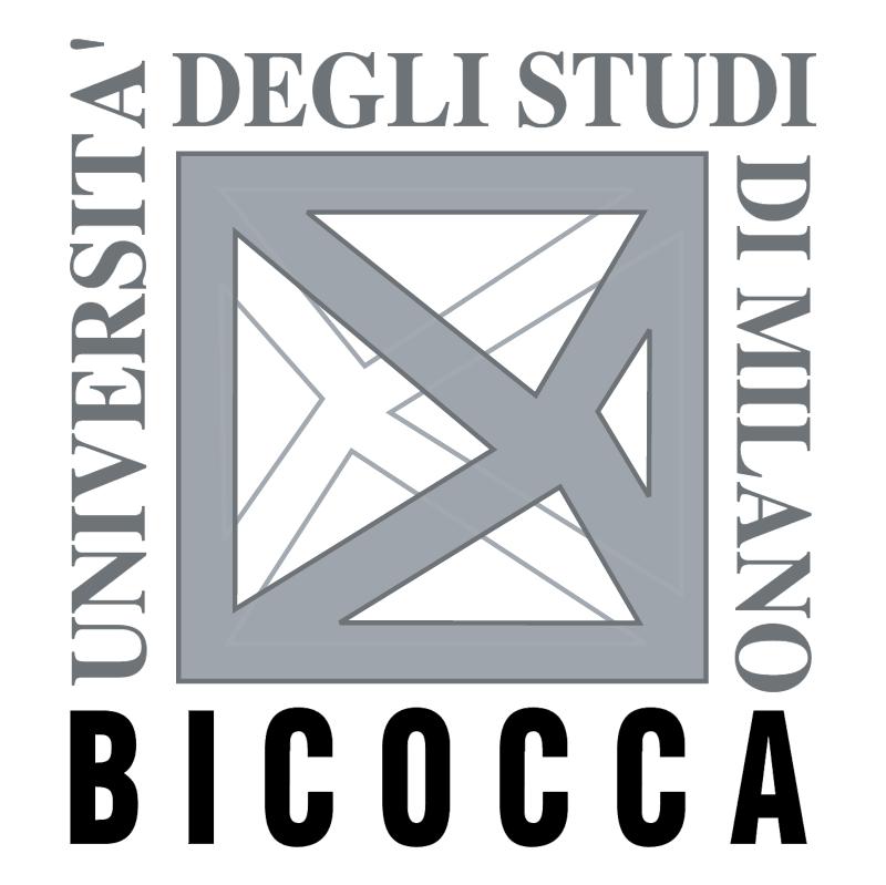 Universit degli Studi di Milano Bicocca vector