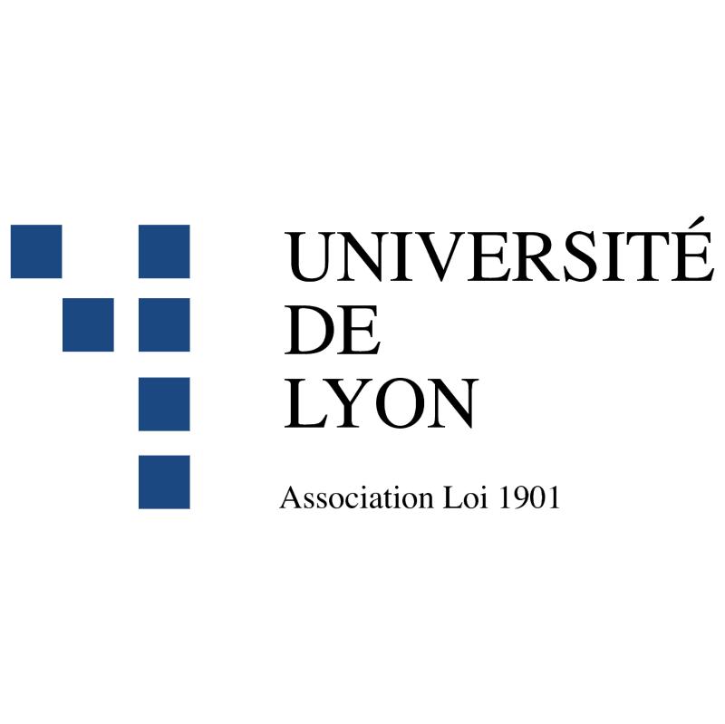 Universite de Lyon vector