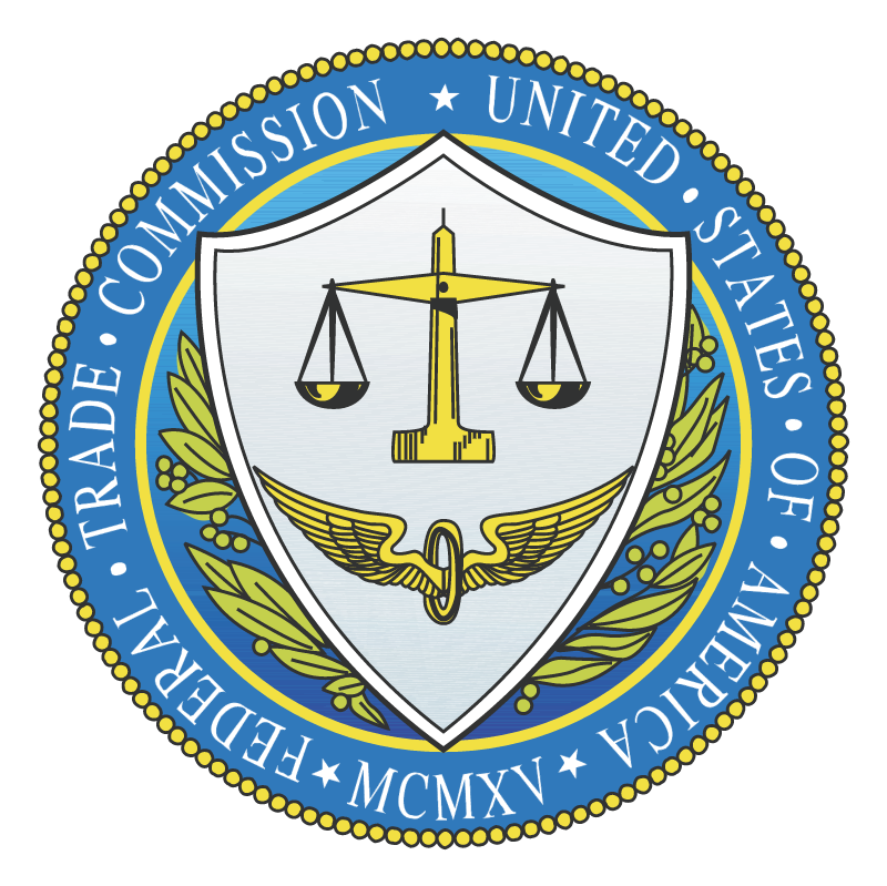 US Federal Trade Commission vector