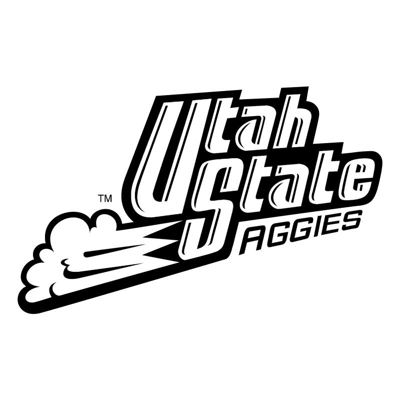 Utah State Aggies vector
