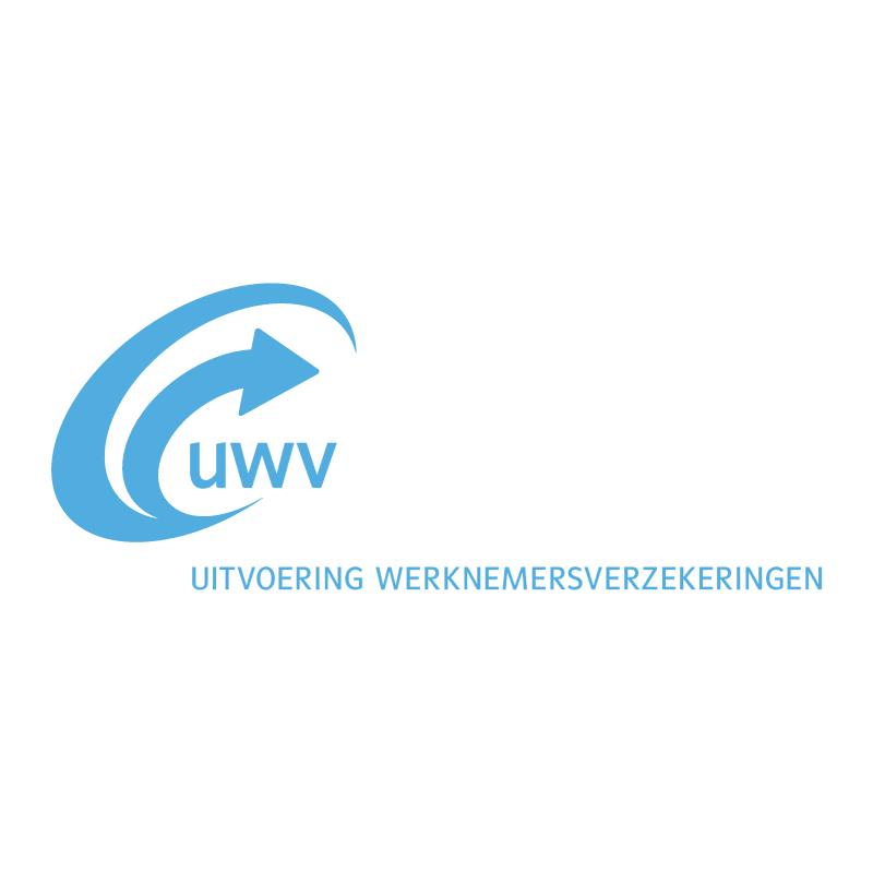 UWV vector logo