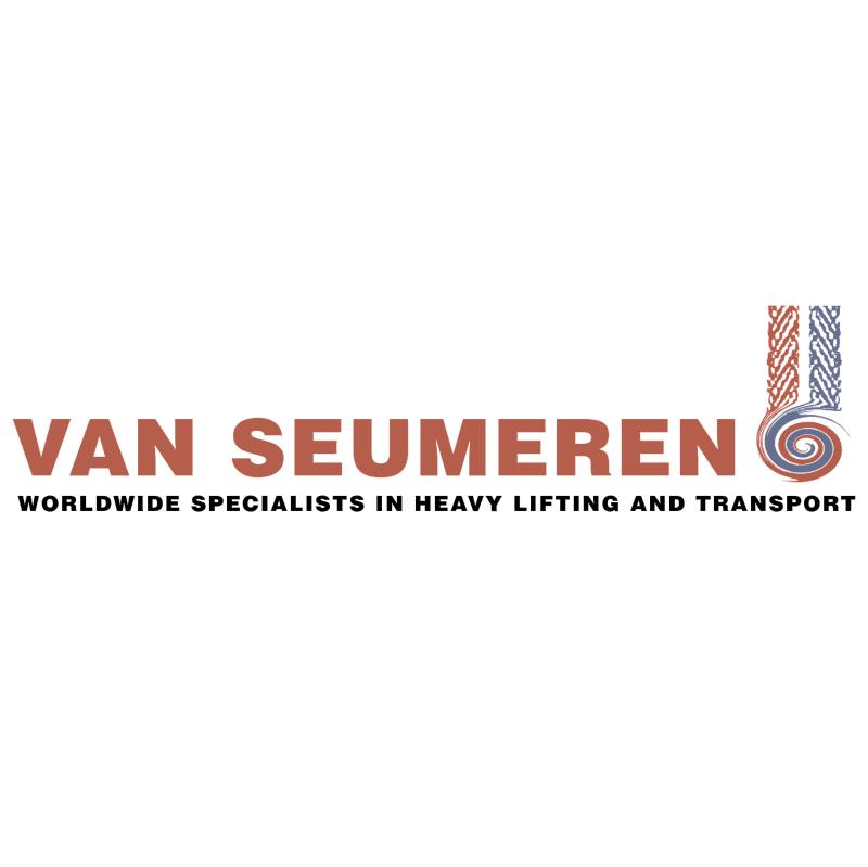 Van Seumeren vector logo