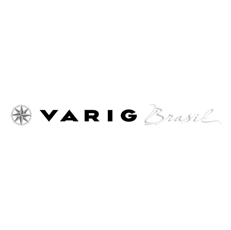 Varig Brasil vector logo