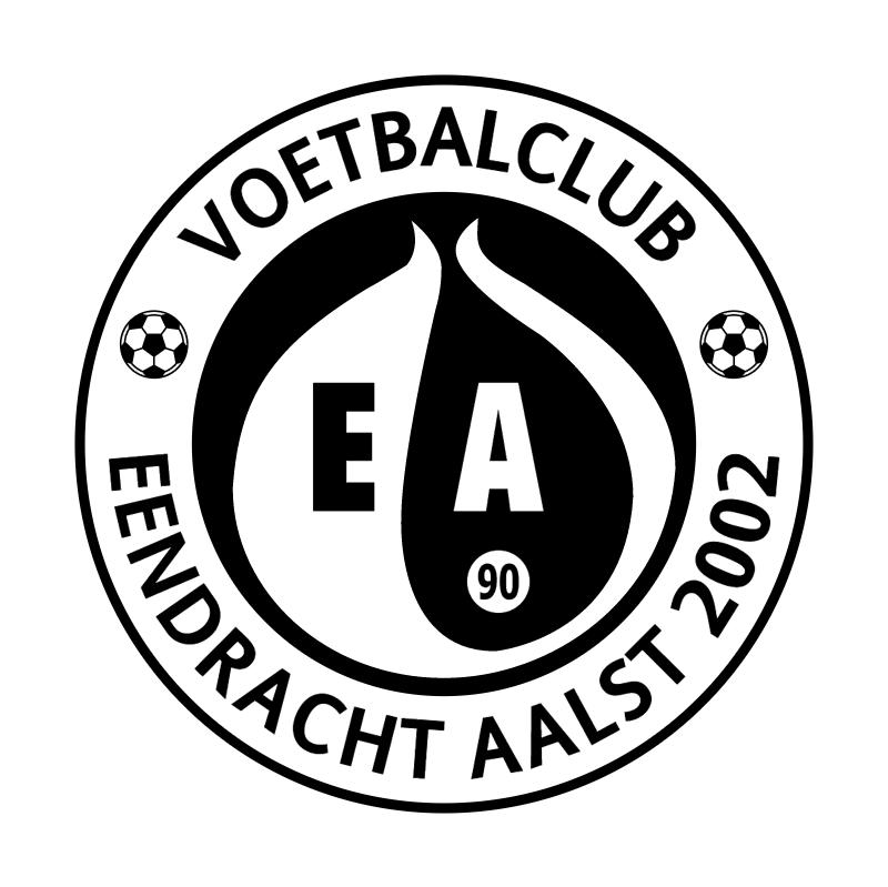 Voetbalclub Eendracht Aalst 2002 vector