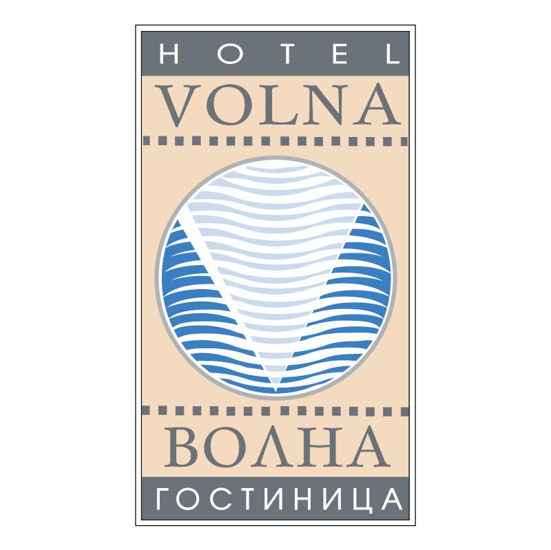 Volna Hotel vector